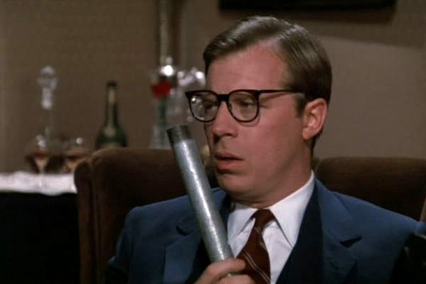 Clue Character Study: Mr. Green